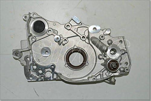 オイルポンプMD194007 MD194009 MD194001 MD346529 FORKLIFT / 4G64 4G63K、L-200 Delika 8qimenエンジン用