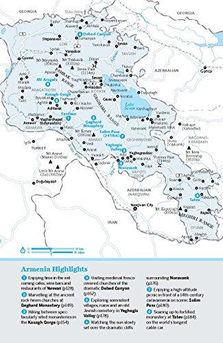 Caucasus Armenia Azerbaijan And Georgia Map English Import - Georgia map in english