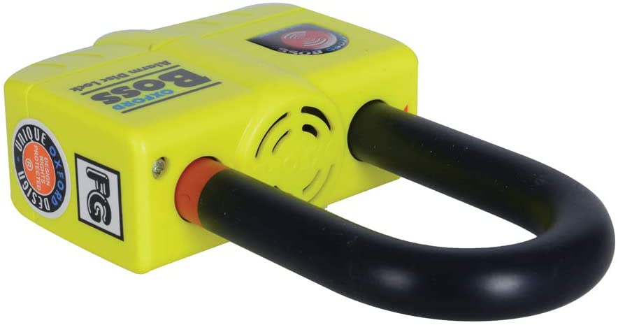 Oxford OF3 Boss Lock with 100dB Audible Warning