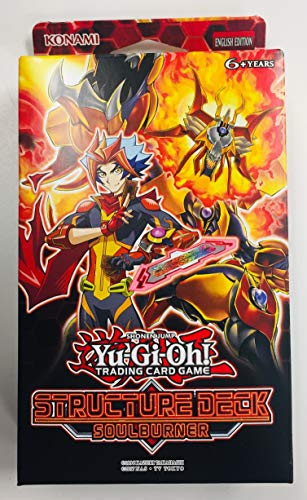 Yu-Gi-Oh! Cards Soulburner Structure ()