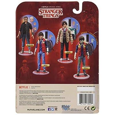 McFarlane Toys Stranger Things Series 3 Mike Wheeler Action Figure: Toys & Games