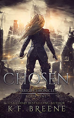 Warriors Blood (The Warrior Chronicles, Book 2)