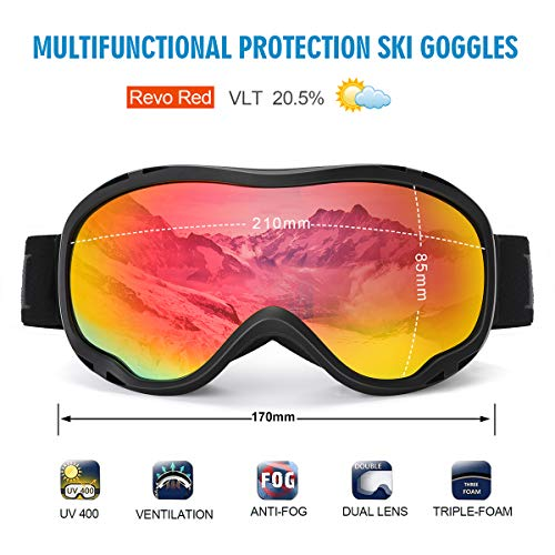 Buy non fog ski goggles