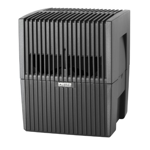 Venta LW15 Airwasher 2-in-1 Humidifier and Air Purifier in Black (Apple Cider Vinegar In Cool Mist Humidifier)