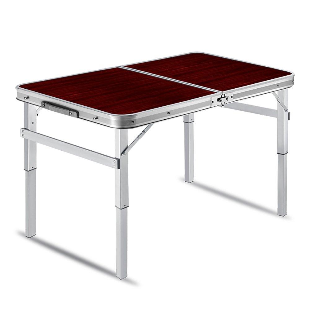 ZZHF 折りたたみテーブル/ポータブルダイニングテーブル/屋外折りたたみテーブル/ホーム多機能テーブル デスク ( 色 : 2# ) B07C1YS6SZ2#