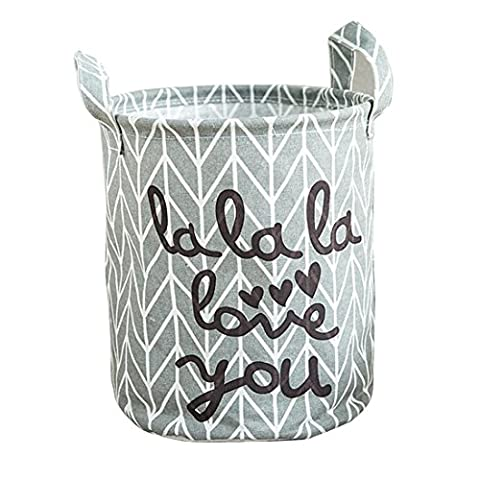 Storage Box ,IEason Clearance Sale! Foldable MutiColors Storage Bin Closet Toy Box Container Organizer Fabric Basket - Price Printed Gift Boxes
