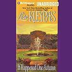 It Happened One Autumn: Wallflower Series #2 | Lisa Kleypas