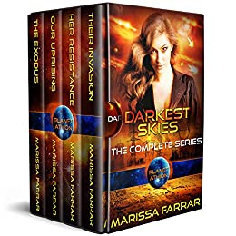 Darkest Skies Box Set by Marissa Farrar