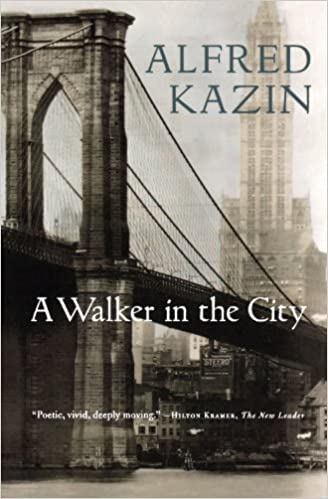 A Walker in the City (Harvest Book)