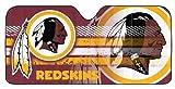 Washington Redskins Auto Sun Shade - 59''x27''