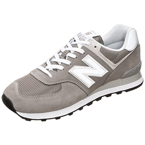 Grey Grey Gris Ml574v2 Egg Homme New Balance Baskets X8FYYA