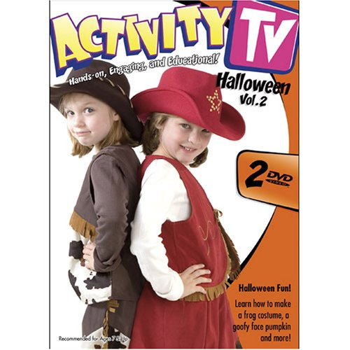 ActivityTV Halloween V.2 2-DVD Pack -