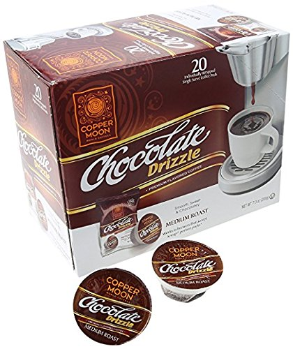 Copper Moon Chocolate Flavored Single Serve