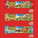 Quaker Chewy Granola Bars, 25% Less Sugar, 3 Flavor