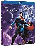 El Hombre De Acero Blu-Ray Dc Illustrated Steelbook [Blu-ray]