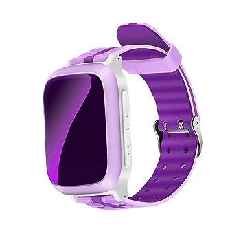 Ching Smartwatch GPS Tracker Smart Touch De Splashproof para NiñOs ...