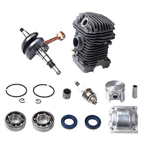 42.5mm Crankshaft Engine Cylinder Piston Gasket Kits Fit For Stihl 023 025 MS230 MS250 Chainsaw