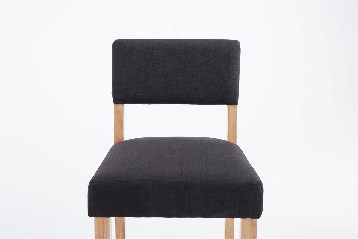 Clp sgabello alto bar moritz sgabello cucina in tessuto sedia
