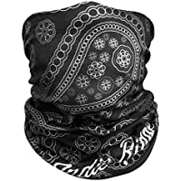 Paisley Outdoor Face Mask By Indie Ridge Microfiber...