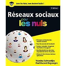 Les réseaux sociaux pour les Nuls, grand format, 3e édition (French Edition)