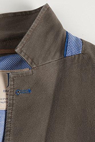 JP 1880 Homme Grandes tailles Veste texturée marron 66 702460 31-66