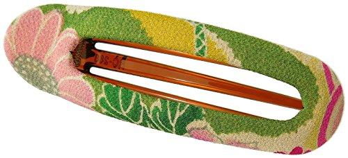 Annie Loto Kimono Hair Clip Accessories: - Black Plain Clam Shopping Results