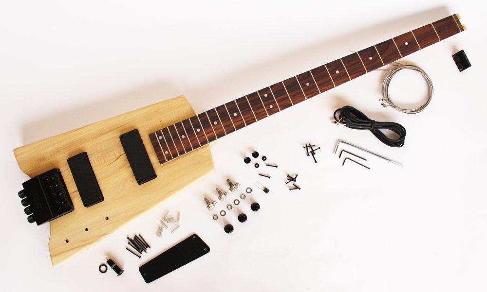 Cherrystone 0754235504993 Bausatz für Headless E Bass: Amazon.de ...