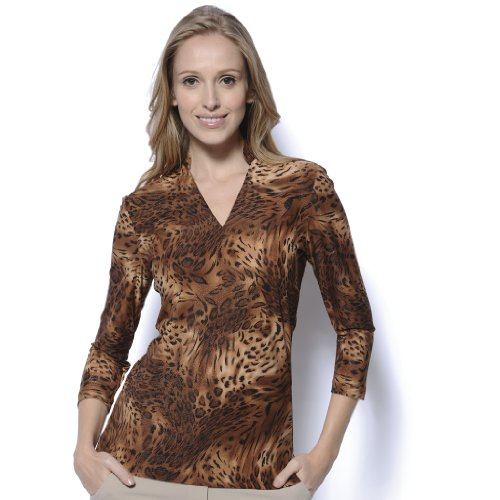 Leopard Camp Shirt - 4