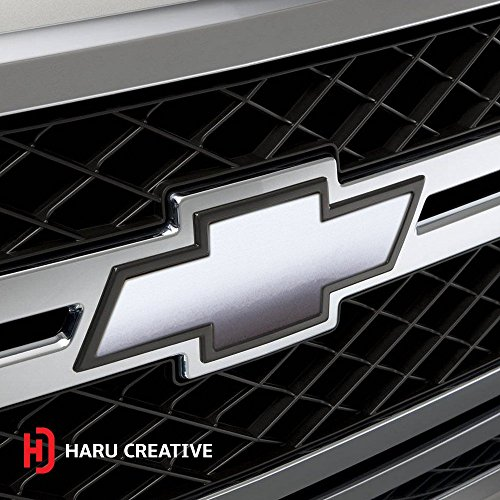 chevy cruze chrome chevy emblem - 5