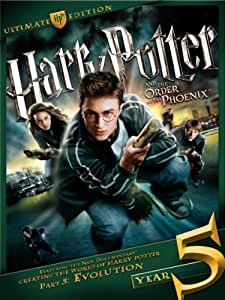 Harry Potter and the Order of the Phoenix (Three-Disc Ultimate Edition)