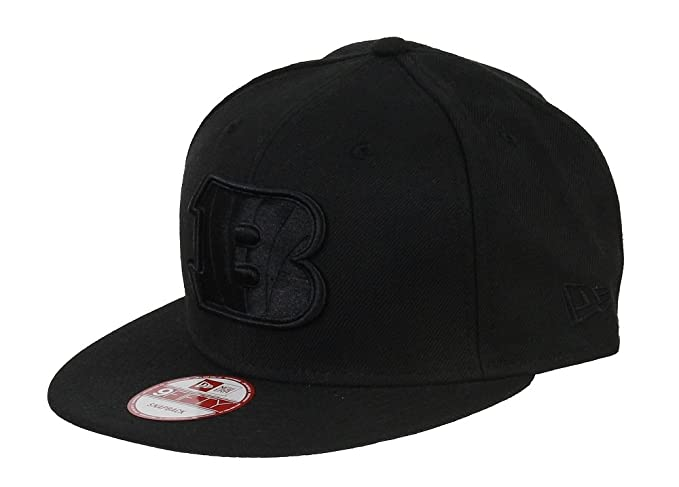 A NEW ERA Cincinnati Bengals 9 Fifty NFL - Gorra Snapback Black on ...