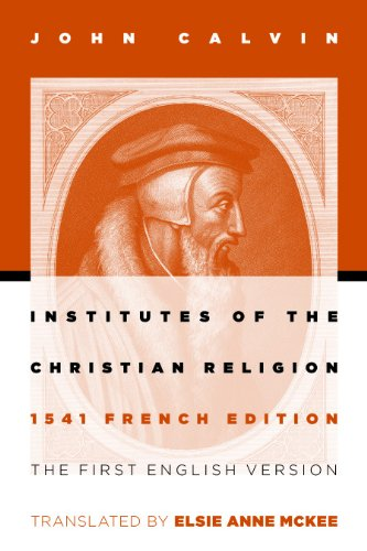 Image of Institutes of the Christian Religion