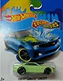 Hotwheels Color Shifter Chevy Camaro Concept DNN08
