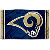 SNP LOS ANGELES RAMS FLAG 3 X5 NFL LOGO BANNER
