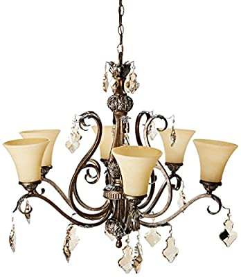 Artcraft Lighting Vienna 6-Light Chandelier