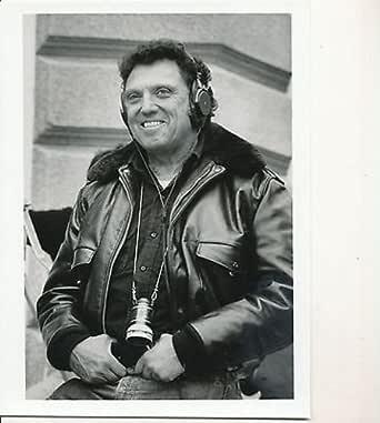 DAN CURTIS DIRECTOR/WINDS OF WAR/7X9 ORIGINAL PHOTO AA8498