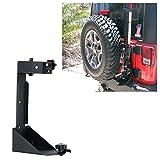 hi lift jack mount - Partol 11586.01 Textured Black Off-Road Hi-Lift Jack Mounting Bracket Fit for 2007-2017 Jeep Wrangler JK
