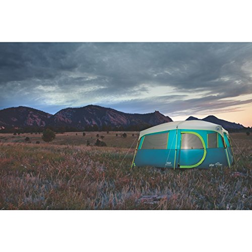 Coleman Tenaya Lake Fast Pitch 8-Person Cabin Tent with Closet by Coleman (Image #8)