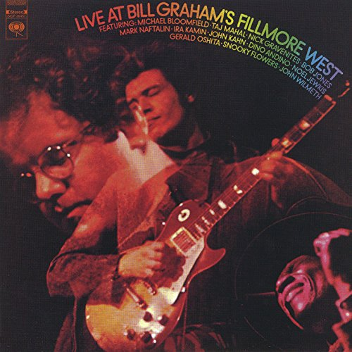 Live At Bill Grahams Fillmore (Mike Bloomfield Live At Bill Grahams Fillmore West)