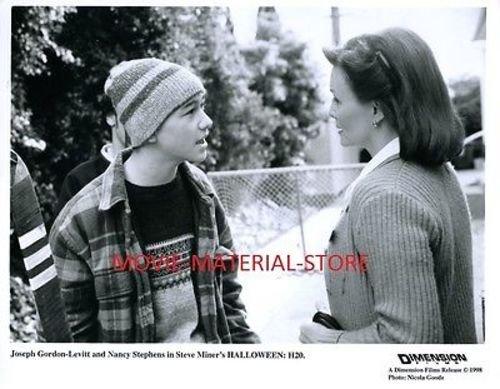 Joseph Gordon Levitt Nancy Stephens Halloween H2O Original 8x10