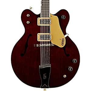gretsch g6122 12 chet atkins country gentleman 12 string electric guitar walnut. Black Bedroom Furniture Sets. Home Design Ideas