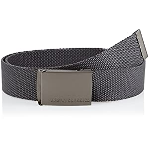 Urban Classics Kids' Canvas Belts