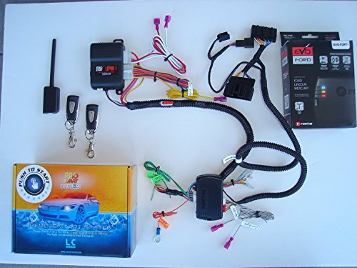 Plug and Play Remote Start for Ford FOCUS (T1 Remote Module)