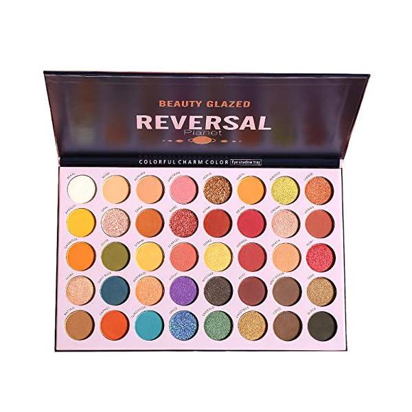 Beauty glazed eyeshadow palette review - Best makeup palette 2020