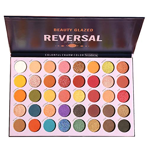Beauty glazed eyeshadow palette review - Best makeup palette 2020