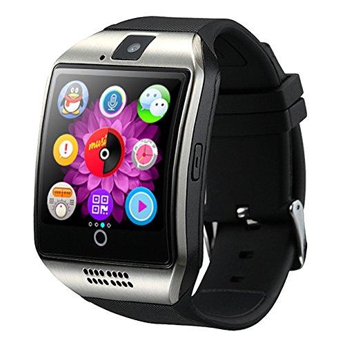voyto nueva esfera redonda 2017 Bluetooth reloj inteligente/teléfono cámara SIM card-pedometer: Amazon.es: Electrónica