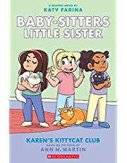 Karen's Kittycat Club (Baby-sitters Little Sister Graphic Novel #4) (Adapted edition) (4) (Baby-Sitters Little Sister Graphix)