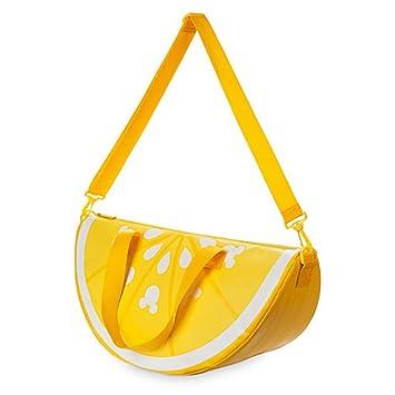 7a7fd9d0c05b Disney Mickey Mouse Summer Fun Lemon Cooler Bag - Yellow: Amazon.co ...