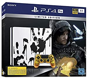 PlayStation 4 Pro Death Stranding Limited Edition - Konsole ...