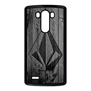 Volcom LG G3 Cell Phone Case Black gift W9578759